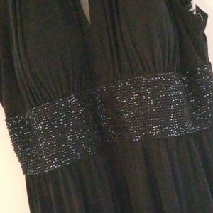NWOT Formal Dressy David's Bridal beaded gown